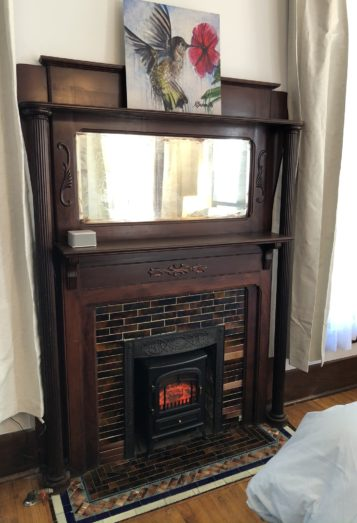 Chisos Fireplace
